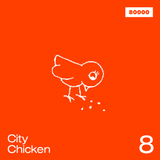 City Chicken Nr. 08