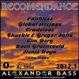 ALEX&ER BASS (2012.3) RecomenDance !