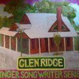Glen Ridge Singer Songwriter Series of 10-26-18