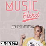 MUSIC BLEND - 31.08.2017