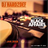 Radio DasDing - Black Affairs - Jan 2018