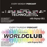 Evgeny BiLL - Techno Letto Podcast 025 (06-08-2012)