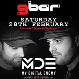 GBar Welcome To 2015 Mix