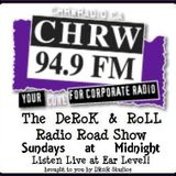 CHRW's DeRoK & RoLL Radio Road Show Ep 137 01/08/2018