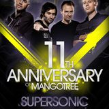 11th Anniversary of Mangotree Sound - ls Supersonic (16.09.2011) - Heatup / Mangotree