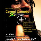 CORNEL CAMPBELL LIVE TOULOUSE 2007