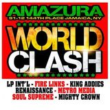 MIGHTY CROWN - WORLD CLASH 2013 AFTERMATH DUBPLATE MIX