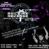 MACHINE REVENGE @ NAN #15 - NOISE AT NIGHT (Especial by Dj Alex Strunz) - 20-08-2014