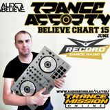 Alex BELIEVE - Trance Assorty Show on Radio Record №010
