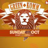 GREEN KOMM AUTUMN 2015 - Mixed By Daniele D'Alessandro