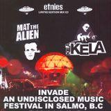 Mat the Alien & Killa Kela Mix for Shambhala 2004