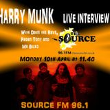Harry Munk interviewed on the One and All Show, Source FM