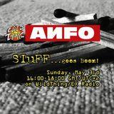 STuFF Radio Show - Sunday, May 3rd 2015