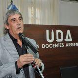 Sergio Romero (Sec Gral de UDA, Sec de Politicas Educativas de la CGT) La Otra Agenda
