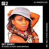 Get Grimy w/ Zernell & Jenifa Mayanja - 29th May 2019