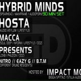 Hybrid Minds with MCs Tempza & Impact
