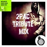 2016.09.08. 2Pac Tribute Mix - SRF VIRUS - Bounce - OMOM