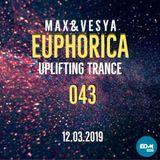 Euphorica 043 (12.03.2019)
