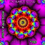 Planet Goa - Psy Factor #10