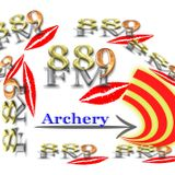 889FM Archery Interview mit Sven Duncan Durie, presented by Michael Cay