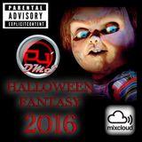 DJ DMS - Halloween Fantasy OCT-2016
