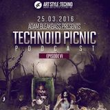 2016.03.25. Technoid Picnic Podcast / Isu