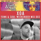 XOA - Exclusive Funk & Soul Mix