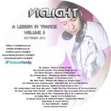 Vic Light Presents... A Lesson in Trance Volume II (Oct 2012)