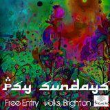 Psy Sundays @ Volks 14-07-2013