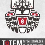 Spo_Onani @ Totem Festival 2013