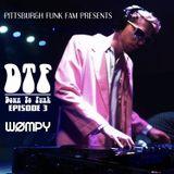 Down to Funk Vol3 - WOMPY