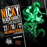 Junglism X Electrikal - Halloween Special With Guest Nicky Blackmarket