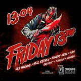 RED MACHINE - Friday the 13th
