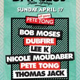 Nicole Moudaber b2b Dubfire - In The Mood 105 (Live @ All Gone Pete Tong Pool Party 2016-04-17)
