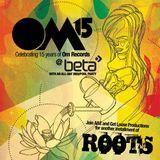 Mark Farina- OM Records 15 Year Anniversary @ Roots- Beta, Denver- September 6, 2009