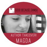 GbD author takeover: MAGDA