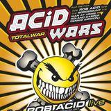 Rob Acid (Live PA) @ Totalwar 4 Jahre Acid Wars - Fusion Club Münster - 04.10.2002