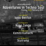 Skatramp @ Adventures in Techno Souls _ Contrast-R Night | 24th Feb 2014