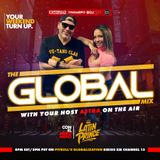 "DJ LATIN PRINCE ""The Global Mix"" With Your Host: Astra On The Air ""Globalization"" (07/27/2019)"