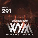 Cosmic Gate - WAKE YOUR MIND Radio Episode 291