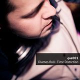Diamos Roll - Time Distortion (que001)