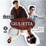 Gabriel Carminatti @ Giulietta Lounge 22/08/2015