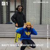 Nasty Nigel & Maachew Bentley - 18th May 2018