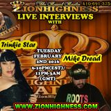 TRINKIE STAR STAR LIVE INTERVIEW WITH DJ JAMMY 020216