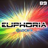 EUPHORIA ep.89 23-03-2016 (Loca FM Salamanca) DJ Correcaminos