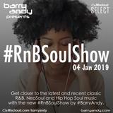 #RnBSoulShow 04-Jan-19