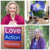 Mary Lunnen talks with Joni Advent Maher, mystic and spiritual midwife