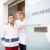 Gilles Peterson with Toshio Matsuura // 22-05-17