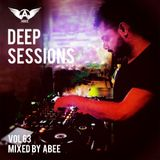 Deep Sessions - Vol 63 # 2017 | Vocal Deep House Music  Mix By Abee
