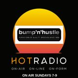 JUNE 8th BUMP N HUSTLE RADIO SHOW, WITH AN ANTHOLOGY MIX FROM GRANT NELSON
